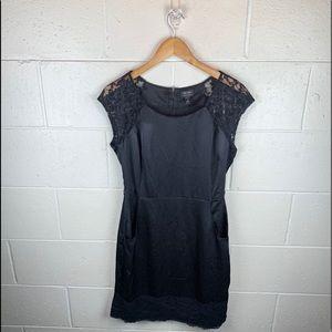 Nicole By Nicole Miller Black Dress